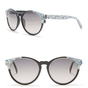 Emilio Pucci 55mm Oversized Sunglasses